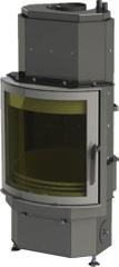 ABX Krbová vložka ABX Derby Aqua Panorama, s teplovodním výměníkem 5-12 kW