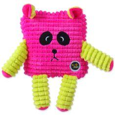 BeFUN hračka CALYPSO senior čtverec růžový 12,5 cm