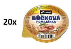 Hamé Hamé Bučková nátierka 20 × 120 g