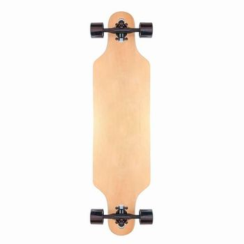 drop-thru longboard
