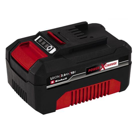 Einhell PXC Starter Kit komplet baterij s polnilcem 36 V 2x3.0 Ah (4512098)