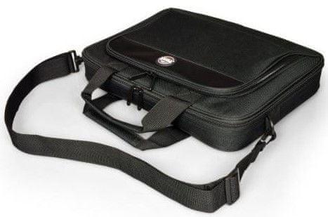 Port Designs Hanoi 2 torba za prenosnik 39.6 cm, črna