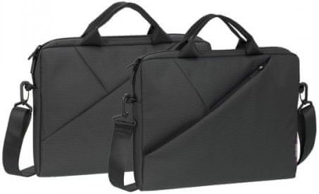RivaCase 8720 torba 13,3, siva (8720-GR)
