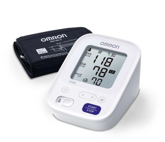 Omron M3 - 2020 nadlaktni merilnik krvnega tlaka