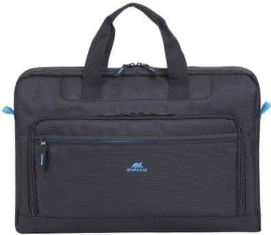 """RivaCase 8059 taška 17,3"""", čierna (8059-B)"""