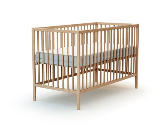 AT4 łóżeczko dziecięce Webaby 60x120 cm
