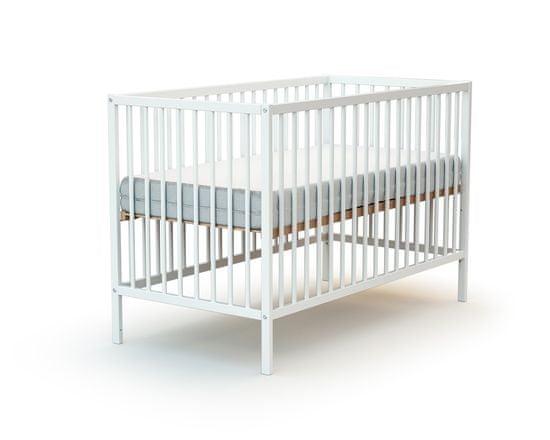 AT4 otroška postelja WEBABY, 60x120 cm