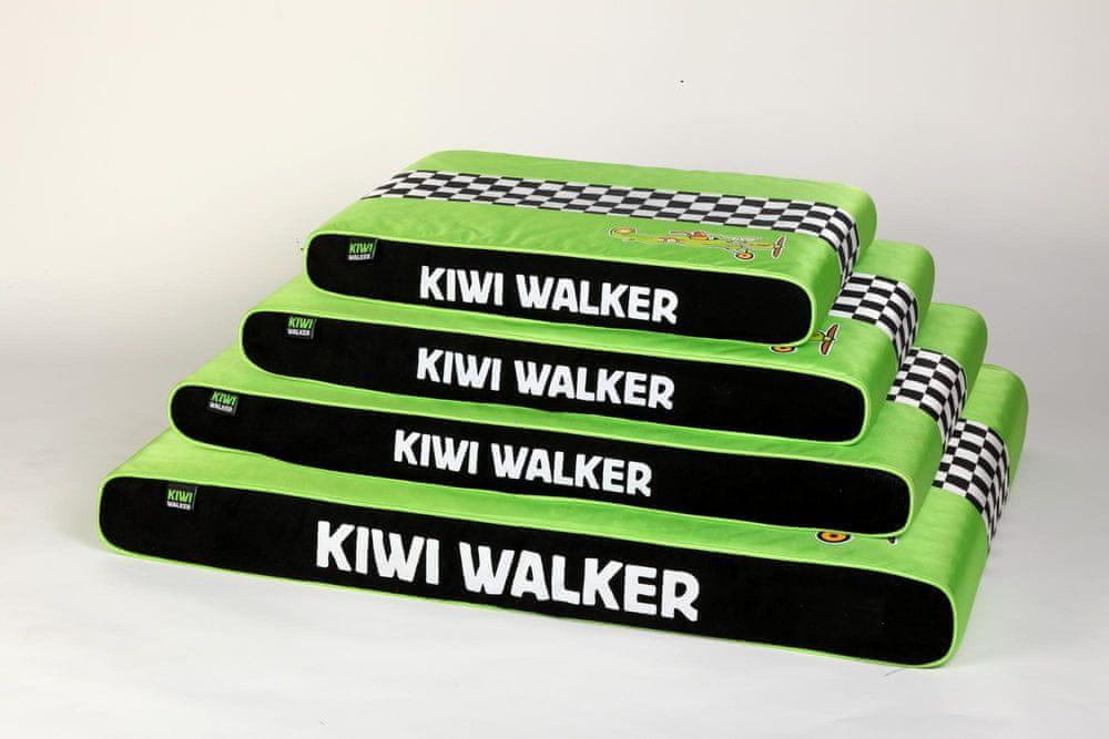 KIWI WALKER Racing Aero ortopedická matrace L, zelená
