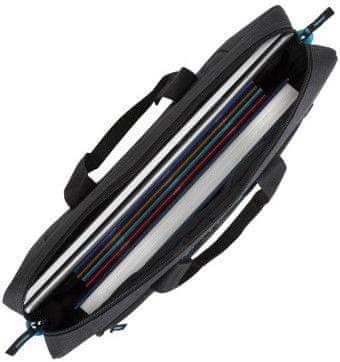 """RivaCase 8058 taška 17,3"""", čierna (8058-BNDL)"""