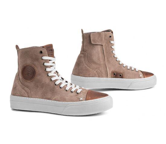 Falco dámske topánky 881 Lennox lady brown