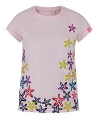 Loap dívčí tričko AJTA 134/140 růžová