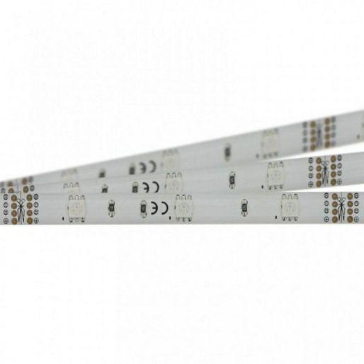 W-STAR LED páska voděodolná, 5m, 12V, 60ks diod/1m, 14W/m, modrá