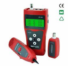 W-STAR Tester a diagnostika UTP RJ45, RJ11 typ 308, vyhledává kabely