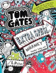 Pichon Liz: Tom Gates 6 - Extra spešl mňamky (anebo taky ne)