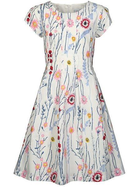Happy Girls dívčí šaty 164 žlutá