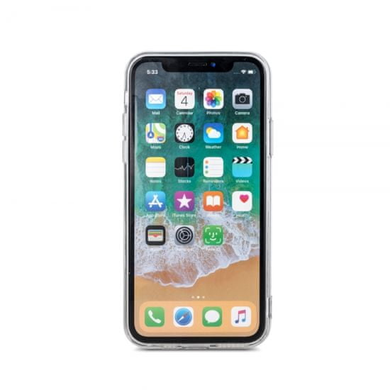 Ovitek Marmor za iPhone 11 Pro Max, silikonski, roza