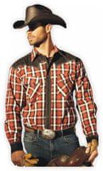 Stars and Stripes westernová košile JAYDEN velikost: XL