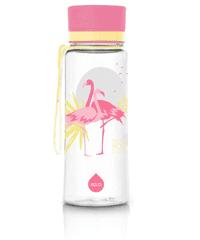 Equa steklenička, brez BPA, Flamingo, 600 ml