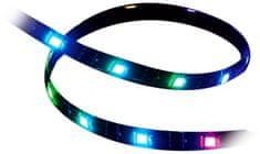 Akasa LED pásik Vegas MBA, 15x LED, 7x magnet, 60cm, 5V