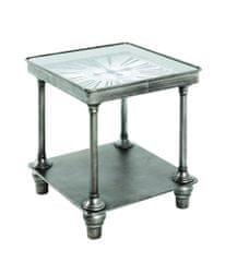 Mørtens Furniture Odkládací stolek Luca, 51 cm