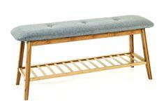 Mørtens Furniture Lavica Riko, 100 cm, bambus