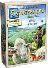 Mindok Carcassonne - rozšíření 9 (Ovce a kopce)