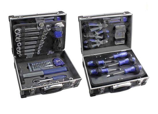MAGG Nastavite orodja 73 pc v metal prtljažnik Magg (JY0073)