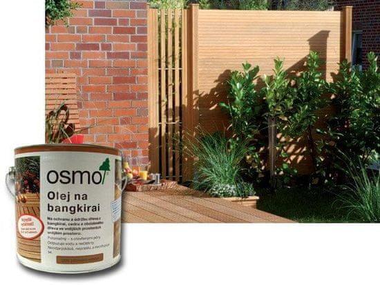 OSMO Špeciálny oleja na drevo - exotické dreviny 0,75l, týk 007 (11500002)