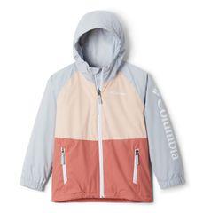 COLUMBIA kurtka dziewczęca wodoodporna Dalby Springs Jacket 116 różowa