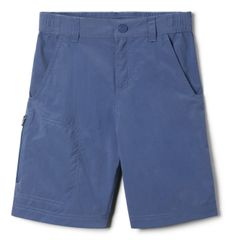 Columbia Silver RidgeIV fantovske kratke hlače, modre, 140