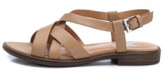 XTI dámské sandály 44912 36 hnědá