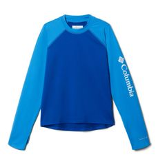 Columbia Columbia Sandy Shores fantovska majica, z UPF 50, modra, 140