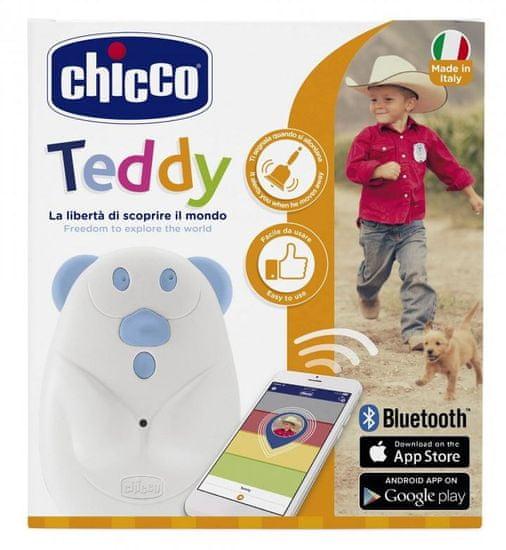 Chicco Bluetooth Teddy lokátor pre deti