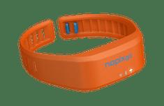 NOPIXgo Náramek proti komárům NPG433ORG - oranžová