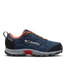 COLUMBIA YOUTH FIRECAMP™ SLEDDER 3 WP 1862901464 gyermek túracipő, 32, kék