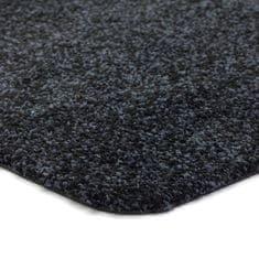 FLOMA Tmavě modrá vnitřní vstupní čistící pratelná rohož Majestic - 40 x 60 cm