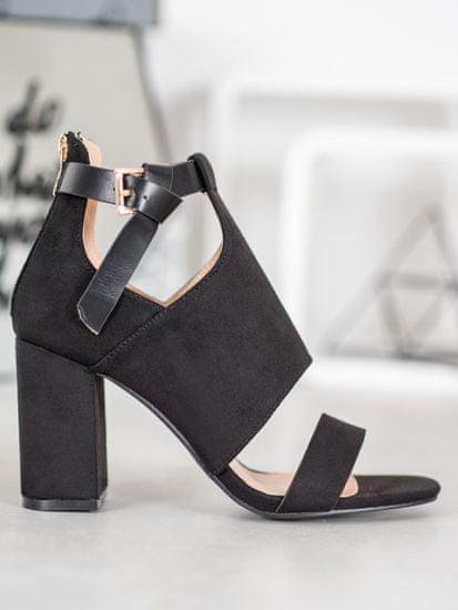 Vinceza Női szandál 62980 + Nőin zokni Gatta Calzino Strech