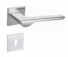 Infinity Line Linea S M700 chrom mat SLIM - okucia do drzwi - pod klucz pokojowy