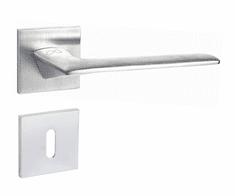Infinity Line Giulietta S M700 chrom mat SLIM - okucia do drzwi - pod klucz pokojowy