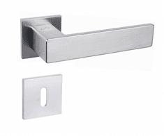 Infinity Line Imperia S M700 chrom mat SLIM - okucia do drzwi - pod klucz pokojowy