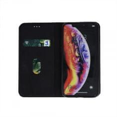 ONASI Moon ovitek za iPhone 11 Pro, preklopen, črn