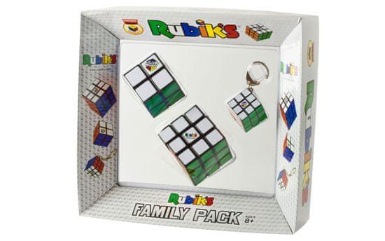 Rubik rubikova kocka Family set, 08008