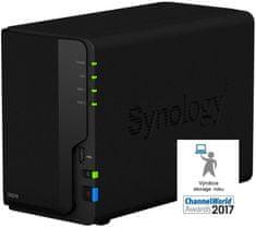 Synology NAS strežnik DS218 za 2 diska