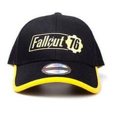 Difuzed Fallout 76: Yellow Logo Adjustable Cap kapa s šiltom