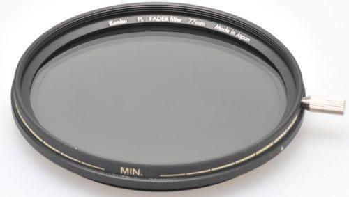 Kenko PL Fader Vario ND filter, 67 mm