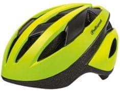 Polisport Sport Ride kolesarska čelada, rumena, 54 - 58
