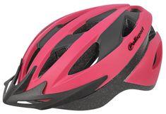 Polisport Sport Ride kolesarska čelada, roza, 58 - 62