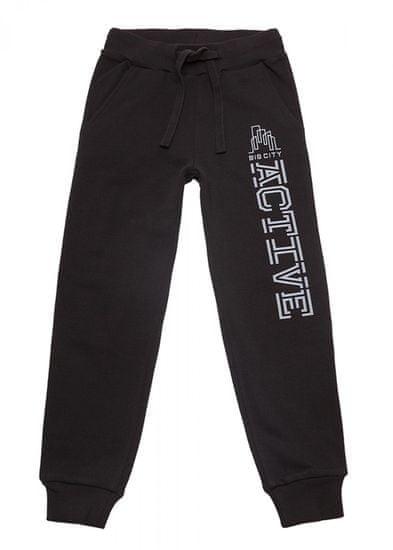 WINKIKI fantovske hlače, 134, črna - Odprta embalaža