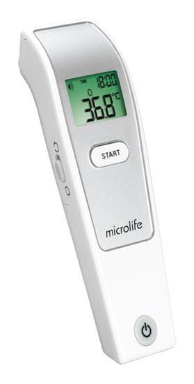 Microlife NC 150 čelový bezkontaktný teplomer