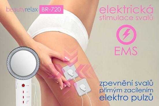Beauty Relax Otthoni ultrahangos kavitáció 3 az 1-ben BR-720